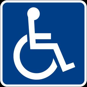 %คนพิการ