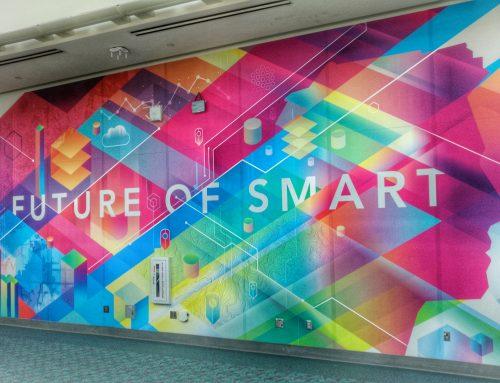 อนาคตของข้อมูลGIS:เก็บตกงานสัมมนา Esri UC 2016