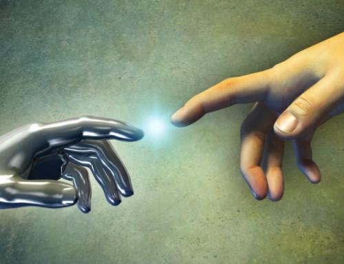 มูลค่ามนุษย์ในยุคหุ่นยนต์
