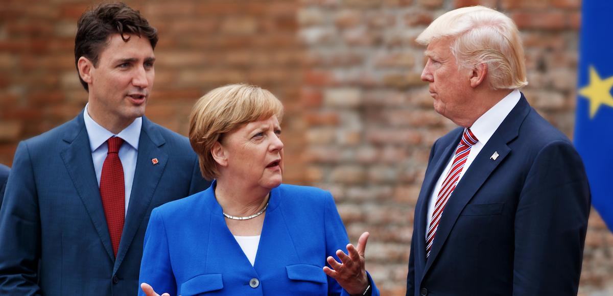 G-20 กับเกมกีดกันการค้าของทรัมป์